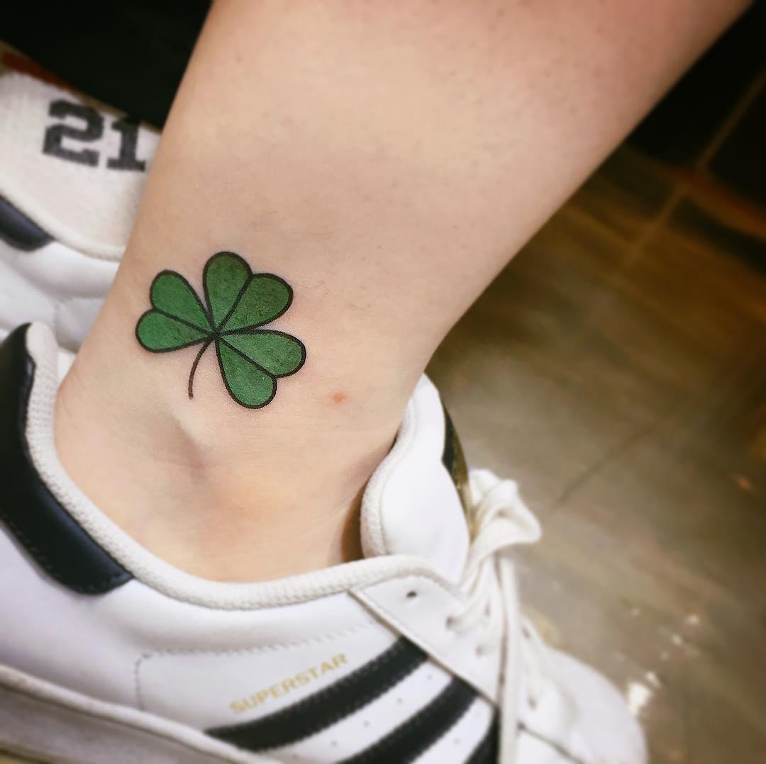 Tetovanie trojlístok