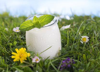 Jogurt ako liek na spálenú pokožku