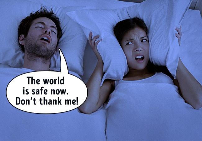 Hovorenie zo spánku