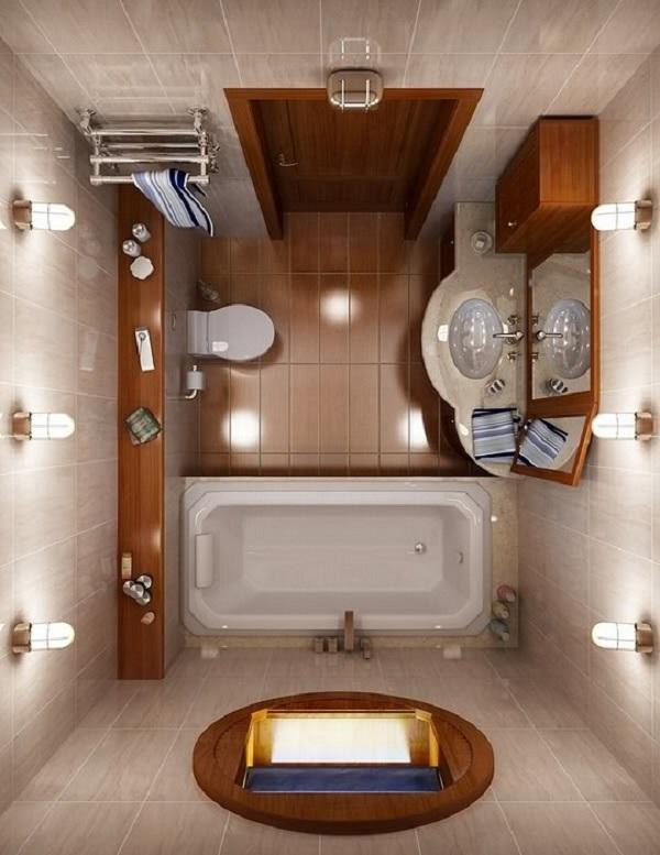 Tipy pre malé kúpelne
